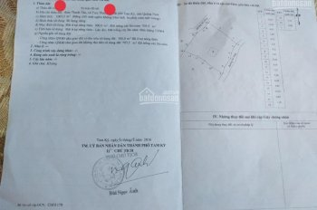 Bán 1003,5m2 đất có 300m2 đất thổ cư thôn Thanh Tân - Xã Tam Thanh - Tam Kỳ