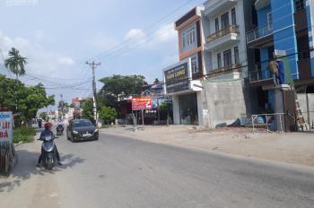 Cần bán lô đất 2 mặt đường máng nước 2 mặt tiền trước sau - An Đồng - An Dương