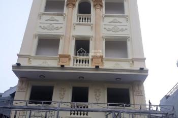 Bán nhà 2MT đường Trần Hưng Đạo, Phường 7, Quận 5, DT: 4,3x20m, trệt, 6 lầu, HĐT: 110tr/tháng