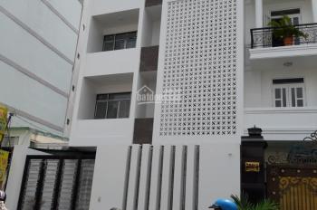 Bán nhà mặt phố, căn góc, 4 tầng, đường Hoàng Văn Thụ, P8, Phú Nhuận, DT 6x20, giá 32 tỷ