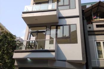 Cho thuê nhà nguyên căn quận Cầu Giấy. Diện tích 80m2 * 6 tầng, mặt tiền 9m, thông sàn, giá 45tr