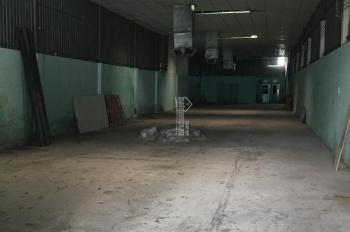 Cho thuê kho, xưởng, đường xe công, mặt tiền Vườn Lài nối dài, Thạnh Lộc, Quận 12, Tp. Hcm