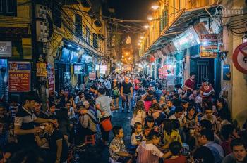 Cho thuê nhà mặt phố Tạ Hiện, Hoàn Kiếm, DT: 25m2. MT: 3m, có gác xép, 20m2, LH: 0836951358