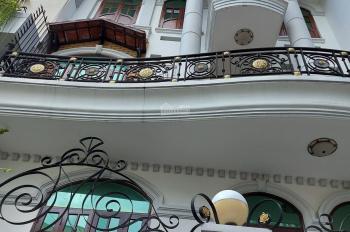 Bán biệt thự khu vip Bàu Cát, Tân Bình DT 7,5x17m thiết kế siêu sang 5 tầng sân thượng. Giá 19,5 tỷ