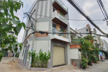 Căn villa hẻm xe hơi đậu cửa 7m cách Quang Trung 100m khu vực đẹp nhất p8 ngay Highland Coffee