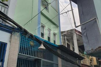 Nhà nguyên căn cho thuê hẻm 3m đường Nguyễn Văn Cừ, giao với Võ Văn Kiệt, Q. 5, DT 5x9m
