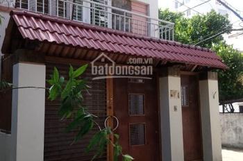 Bán nhà hẻm 8m Nguyễn Thái Sơn - xây 2 tầng tiện làm VP DT đẹp 5.5 x 18.5m công nhận 96m2