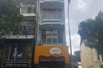 Bán nhà 2 mặt tiền Ngô Gia Tự, Q10, DT (4 x 18m, nở hậu 5.5m) 4 lầu, ngay BV Hòa Hảo. Giá: 25 tỷ