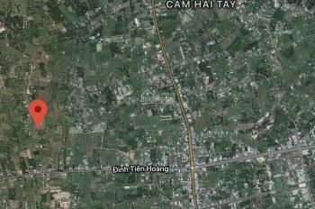 Đất chính chủ lô góc 2MT 13m&5m (thổ cư 100%) giá 760tr. LH: 0909850538