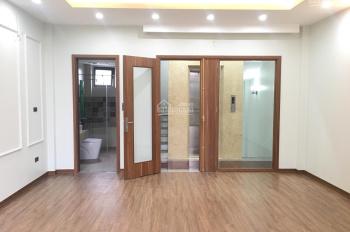 Bán nhà mặt ngõ 34 Vĩnh Tuy, Hai Bà Trưng DT 40m2x6 tầng mới lô góc kinh doanh khủng, ô tô tránh