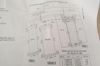 HXT đường Trần Bá Giao sát bên ĐH Văn Lang Gò Vấp