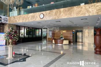Cho thuê văn phòng mặt đường Dương Đình Nghệ (127m2 x chỉ 230 nghìn/m2/th), 098.994.2772