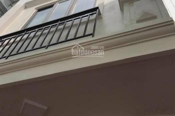 Chính chủ bán nhà xây mới ngõ 343 Đội Cấn, Liễu Giai, Ba Đình, dt 33,9 m2 x 5 tầng