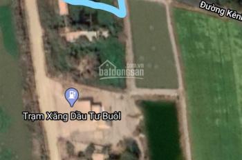 Bán đất 2 mặt tiền Tỉnh Lộ 819 - Hưng Điền - Tân Hưng, Long An