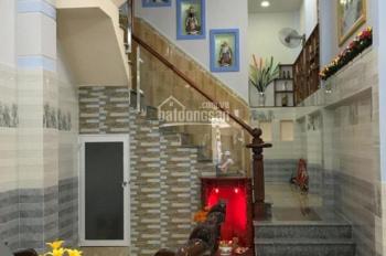 Nhà mới đẹp 3 tấm Phạm Văn Chí, P4. DT: (4x16)m, giá: 20 triệu/tháng