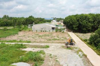 Cần bán gấp lô đất 1000m2/600tr, MT Quốc Lộ 13, ngay ngã tư Chơn Thành, SHR