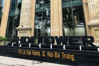 HDI 55 Lê Đại Hành bán căn góc 3PN DT 116.7m2 tầng cao, view hồ, full NT cao cấp. Giá bán: 9.9 tỷ