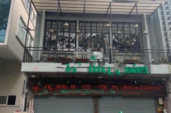 Cho thuê nhà 2 lầu DT: 8x18m MT Trần Hưng Đạo - Trần Đình Xu, Q1, giá 184 triệu/tháng