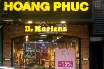 Chính chủ cho thuê cửa hàng đẹp mặt Phố Huế - quận Hoàn Kiếm, cách Hồ Gươm 500m, giá tốt,ví trí đẹp