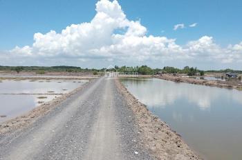 Bán đất mặt tiền xe hơi Lý Nhơn, Cần Giờ