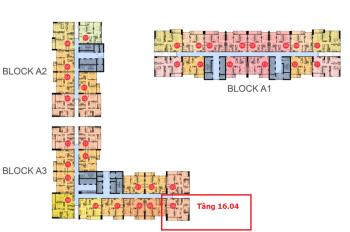 PKD Nova: Căn hộ The Grand Manhattan Q.1: 2PN 9,9 tỷ, 3PN 13,4 tỷ (Thanh toán 1%, tặng chổ đầu oto)