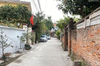 Cần tiền bán gấp 42m2 đất Đa Tốn Gia Lâm, đường 3.5m ô tô đỗ cửa cách Vinhomes 500m LH 0987498004