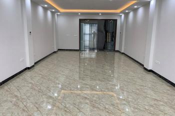 Cho thuê nhà Nguyễn Quốc Trị, Cầu Giấy 108m2*6 nổi 1 hầm, thông sàn thang máy, 95tr/th. 0817992222