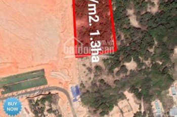 Bán đất Tiến Thành - Phan Thiết, cạnh bên dự án Nova World với DT 1ha3. LH 0938158591