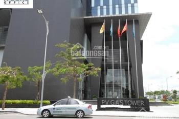 Cho thuê văn phòng đẹp sang trọng tại tòa nhà dầu khí PV GAS, DT 180m2 và 290m2. LH 0933510164