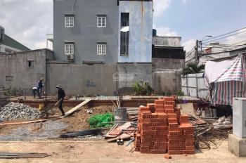 Bán đất nền đường Số 8, phường An Lạc, Bình Tân, sổ riêng, (Bao GPXD)