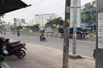 Bán nhà MT đường Nguyễn Thái Học, Tân Thành, Tân Phú, DT 4.15*14m, hiện trạng cấp 4 có gác lửng