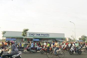 Bán đất có nhà đang xây ở khu dân cư xã Tam Phước - gần Trung Tâm Hành Chính Long Điền