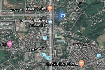 5mx18m đầu đường Nguyễn Hữu Cảnh - Bến xe phía Nam. 920tr