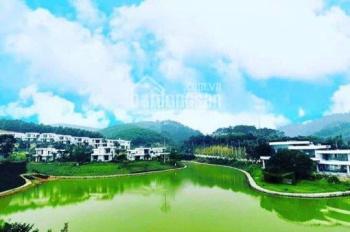 Suất ngoại giao BT núi 400m2 giá giá siêu sốc chỉ 4.X tỷ tại dự án Ivory Resort Lương Sơn Hòa Bình