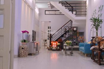 Bán nhà đẹp hẻm 749 Huỳnh Tấn Phát, Q7, 4x22,5m, nhà mới, HXH, giá 8 tỷ, TL. 0964387007