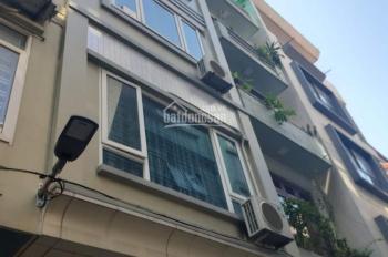 Cho thuê nhà ở địa chỉ ngõ 201 phố Trần Quốc Hoàn, DT 52m2 x 5 tầng cạnh cổng sau trường Đại Học