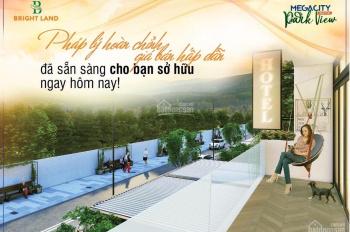 Chỉ 429 triệu/nền mở bán Mega City Kon Tum phân khu Park View - Công chứng tại Đà Nẵng
