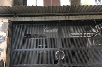 Cho thuê nhà sau lưng mặt tiền Nguyễn Oanh, p17, Q. Gò Vấp. DT: 4 x 20m, 1 lầu. LH: 0909779498