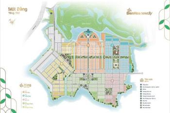 Biên Hòa New City - đất nền sổ đỏ TP Biên Hòa - giá 14tr/m2 - công chứng giao sổ, LH: 0933 810 870