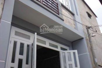 Chính chủ bán gấp căn nhà 1 lầu, giá 820tr, SD 39m2, cầu vượt Quang Trung, quận 12, L/H 0773320265