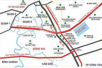 Đất nền đầu tư ngay mặt tiền đường ĐT769 liền kề với khu tái định cư Bình Sơn, Long Thành