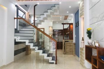 Bán nhà 3.5 tầng 2 mặt kiệt ô tô 4m đường Đinh Tiên Hoàng, Quận Hải Châu, full nội thất