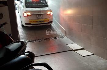 Toà nhà thang máy hầm + 6 lầu + ST, cao cấp hẻm 6m Nguyễn Đình Chiểu, PN