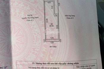 Chính chủ bán nhà TP Đà Lạt, đường Ngô Thì Nhậm, P4, tỉnh Lâm Đồng. Diện tích 100m2