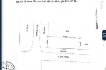 Bán nhà 4 căn góc KDC Đông An, 300m2 (10x30m) cực vip, kế bên KCN Tân Đông Hiệp xây biệt thự