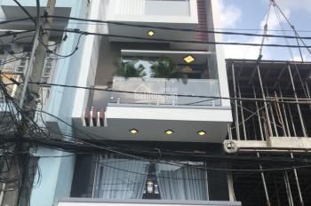 Bán nhà Lê Đức Thọ, p17 4x17m nở hậu 4,2m 3L full nội thất, giá 8 tỷ 750 TL