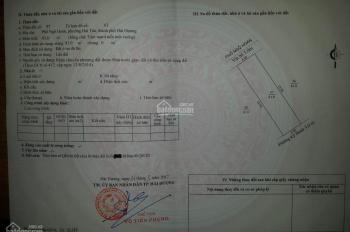 Gia đình cần bán đất khu Đông Nam Cường thành phố Hải Dương
