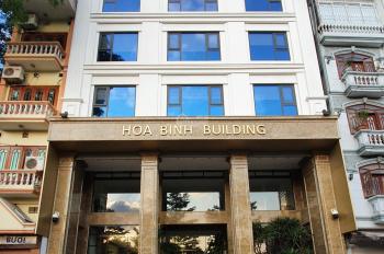 Cho thuê văn phòng tầng 3, 4, 5 mặt đường Bưởi, tiện ích cao cấp 170m2/tầng. Lh 098.363.8558
