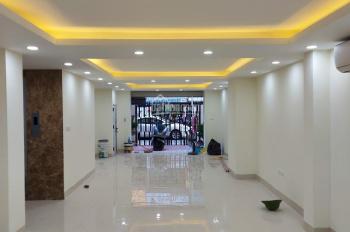 Cho thuê BTLK tại KĐT HD Mon City (Mỹ Đình), dt 100m2 * 6 tầng. Thang máy, điều hoà đủ, giá 50tr