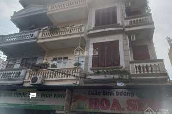 Nhà mặt phố Dịch Vọng 60m2 - ô tô tránh - kinh doanh - 11.6 tỷ